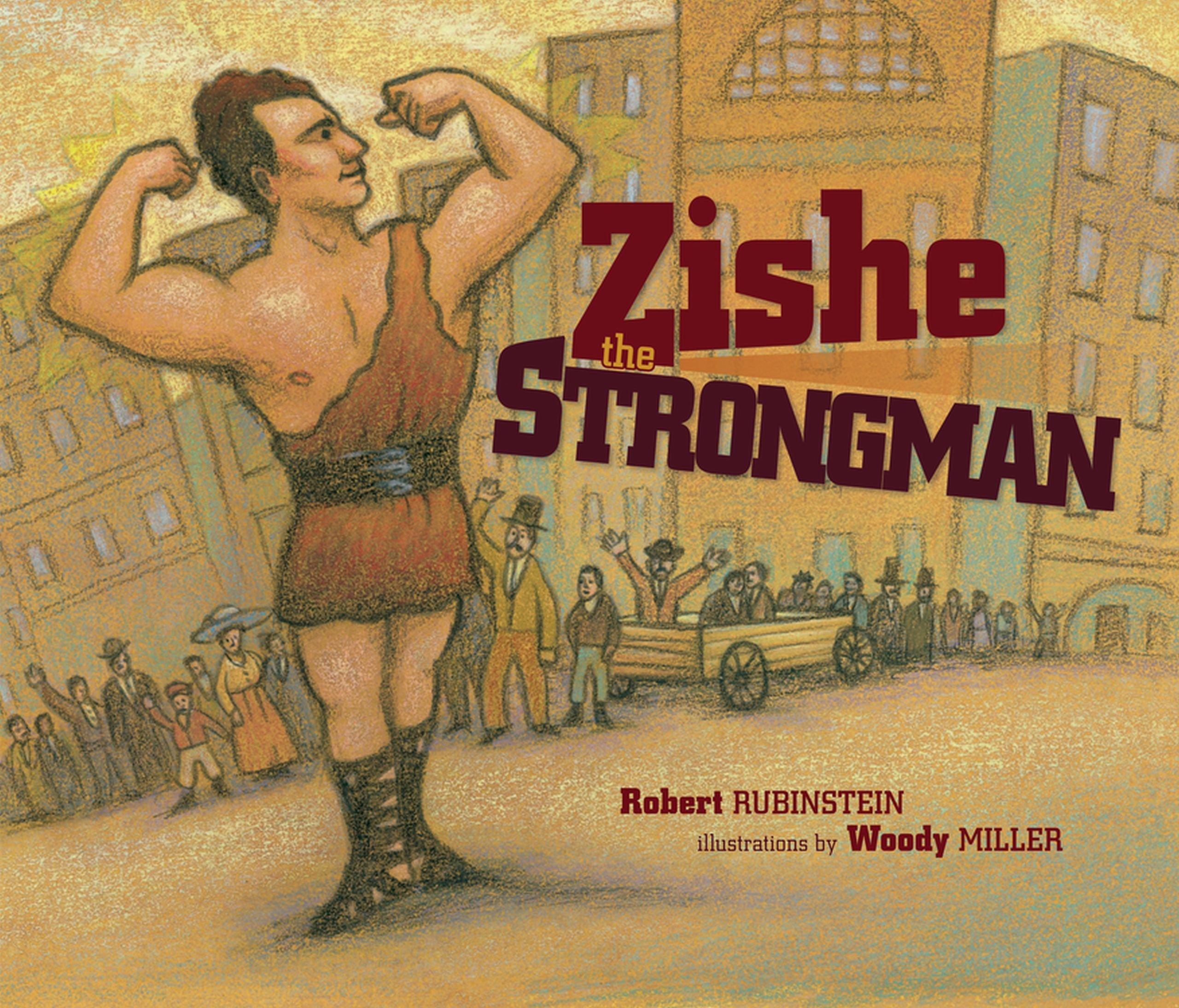 Download Zishe the Strongman pdf epub