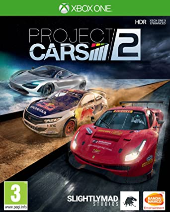 Amazon Com Project Cars 2 Xbox One Video Games