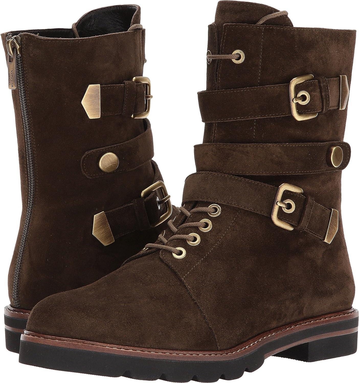 Stuart Weitzman Women's Urbanite Ankle Boot B06XGKZ81G 6 C/D US|Mili Velour