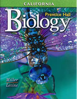 Amazon prentice hall biology guided reading and study workbook biology california edition fandeluxe Choice Image