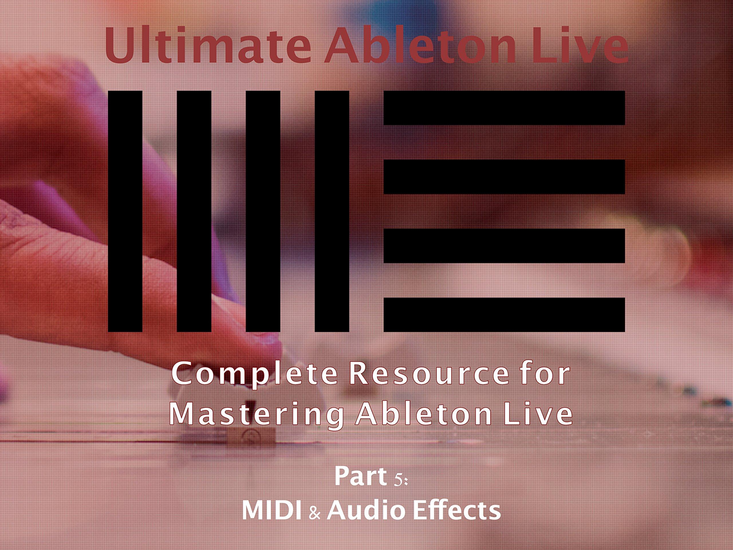 Amazon com: Watch Ultimate Ableton Live | Prime Video