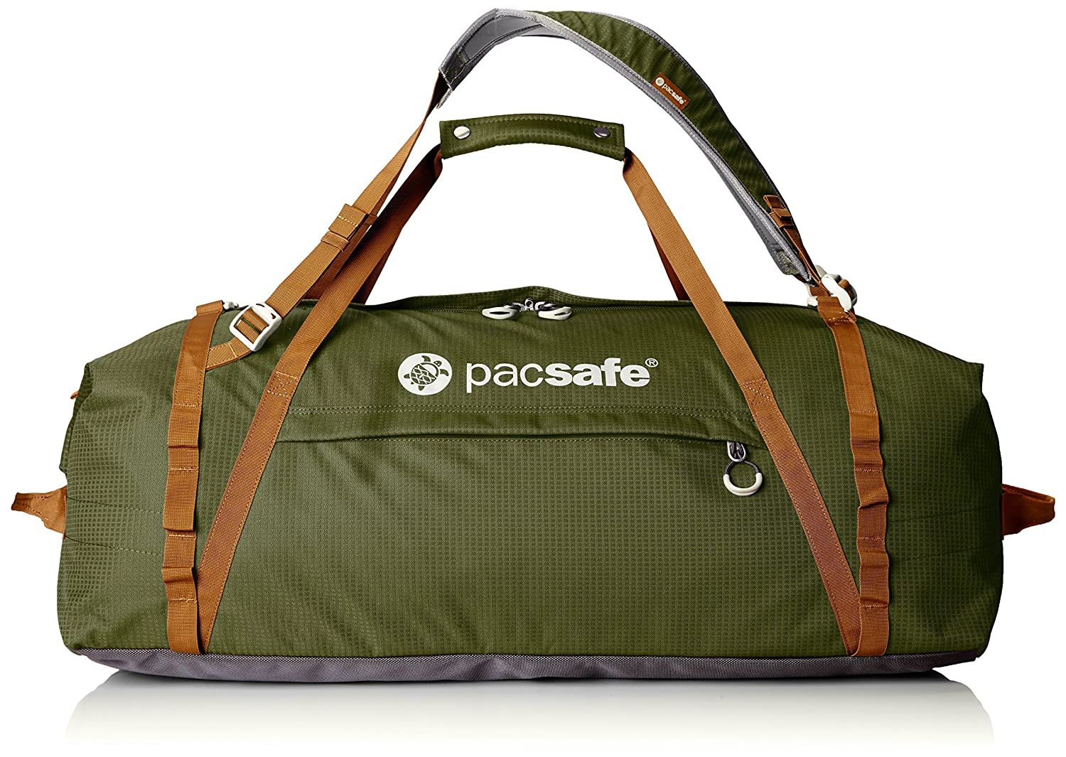 pacsafe Duffelsafe AT100 - olive / khaki