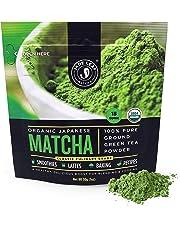 Jade Leaf - Organic Japanese Matcha Green Tea Powder, Classic Culinary Grade (For Blending & Baking) – [30g Starter Size]