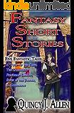 Fantasy Short Stories: Five Fantastic Tales