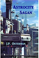 Astrocity Sagan (The Nelta Series Book 3) Kindle Edition
