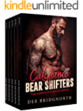 California Bear Shifters: The Complete 5-Books Series
