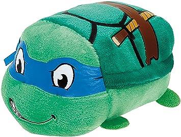 Ty - Tortugas Ninja Leonardo: Máscara, 10 cm, Color Azul ...
