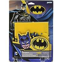 Perler Beads 'Batman Superhero' Kit de Actividad de abalorio de Fusible para Manualidades de niños, 1002 Piezas
