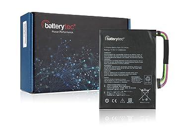 3300mAh Batterytec® Batería para ASUS C21-EP101 C21EP101, Asus Eee Pad Transformer Tr101