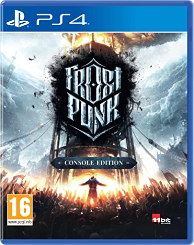 Frostpunk - PlayStation 4 [Importación inglesa]: Amazon.es ...