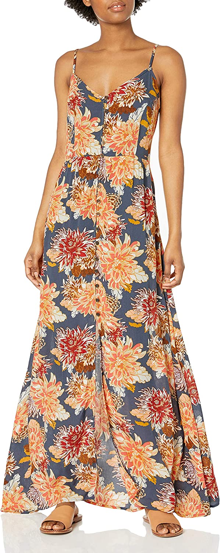 Rip Curl Womens Sunsetters Maxi Dress