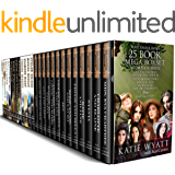 25 Book Mega Box Set 5 Complete Series: Mail Order Bride (Mega Box Set Series)