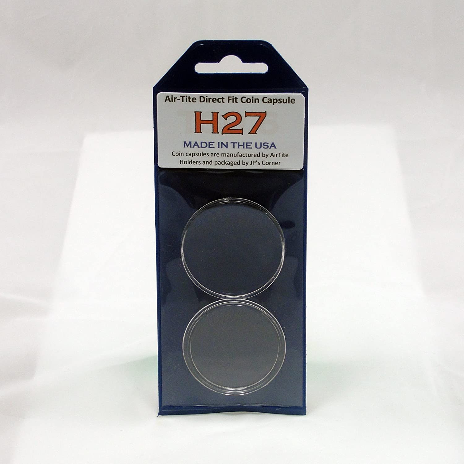 50 Air-Tite Holders A22 Coin Capsules for US 1//4 oz American Eagle Gold $10