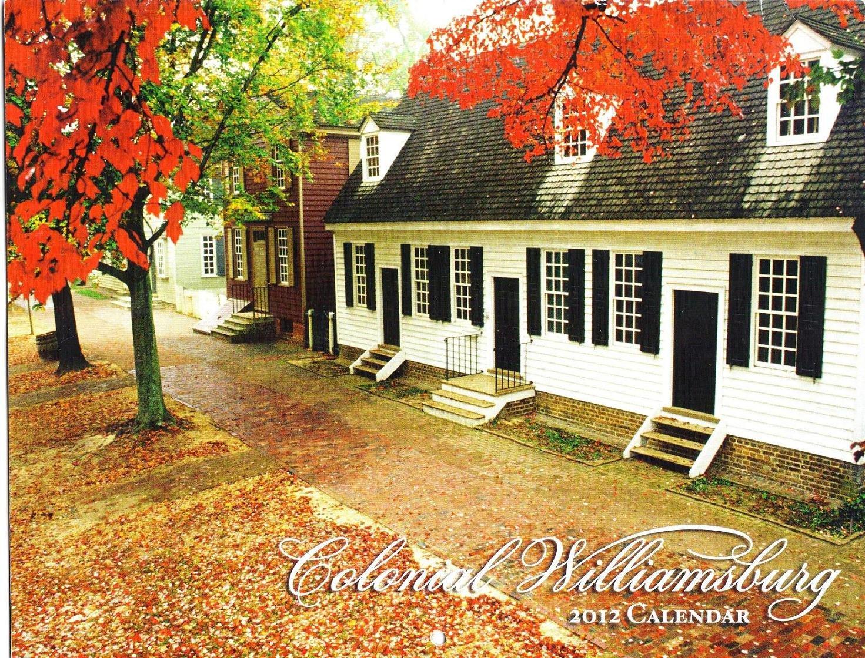 Colonial Williamsburg 2021 Calendar Wallpaper
