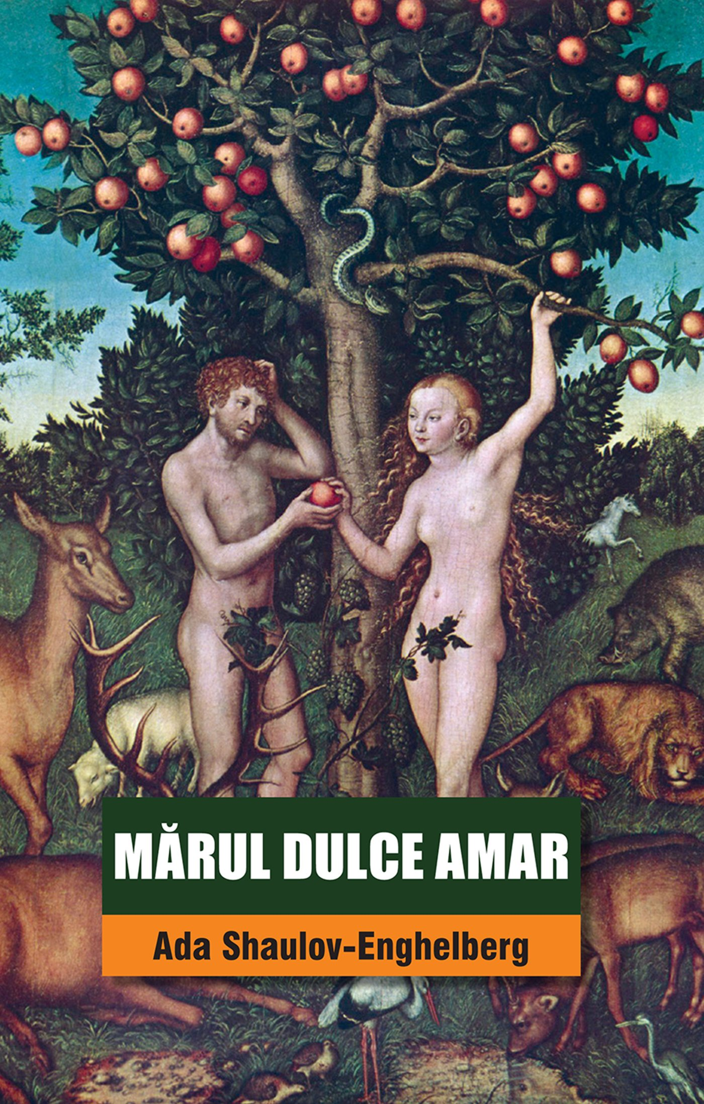 Mărul Dulce Amar  English Edition