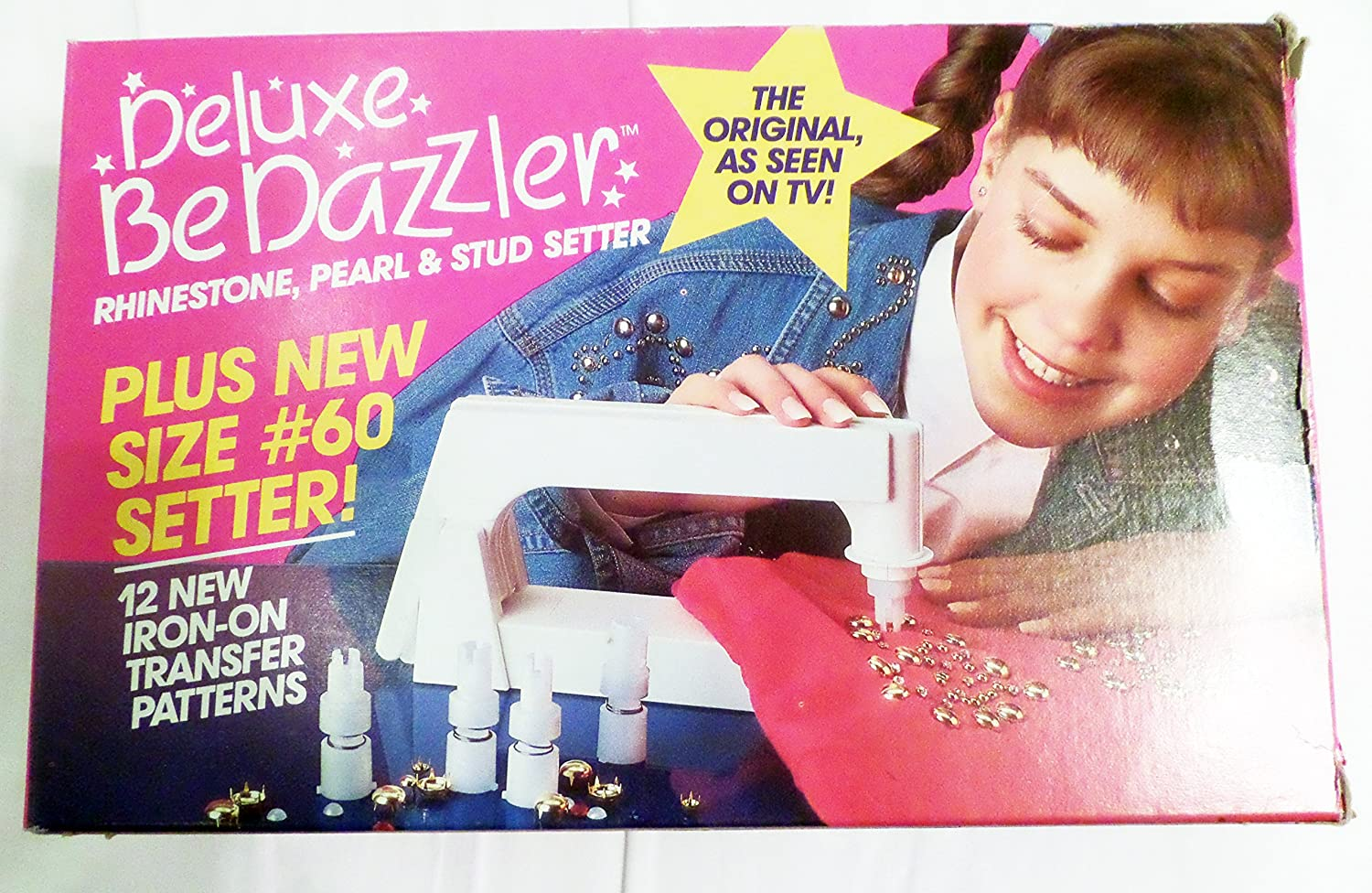 Deluxe Bedazzler Distlefink Designs Inc.