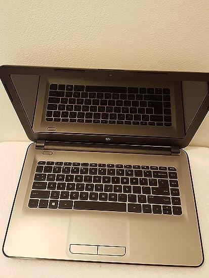Amazon Com Hp Notebook 14 An012nr Amd Quad Core Processor 32gb