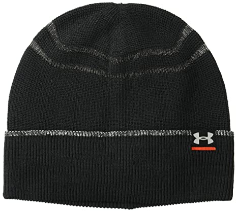 91806eba31c Amazon.com  Under Armour Men s Vented Run Knit Beanie