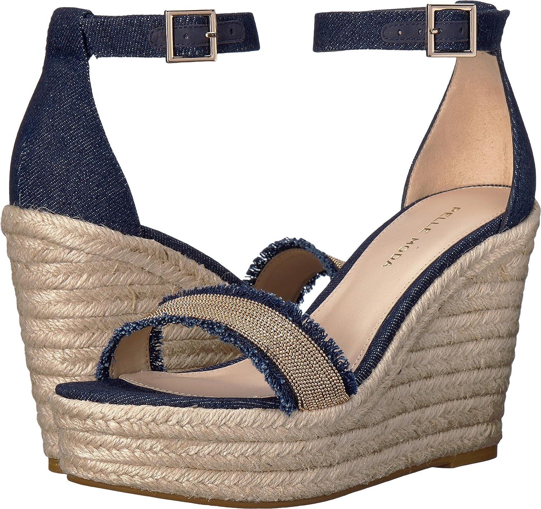 8949914d47f Amazon.com | Pelle Moda Women's Radley | Platforms & Wedges