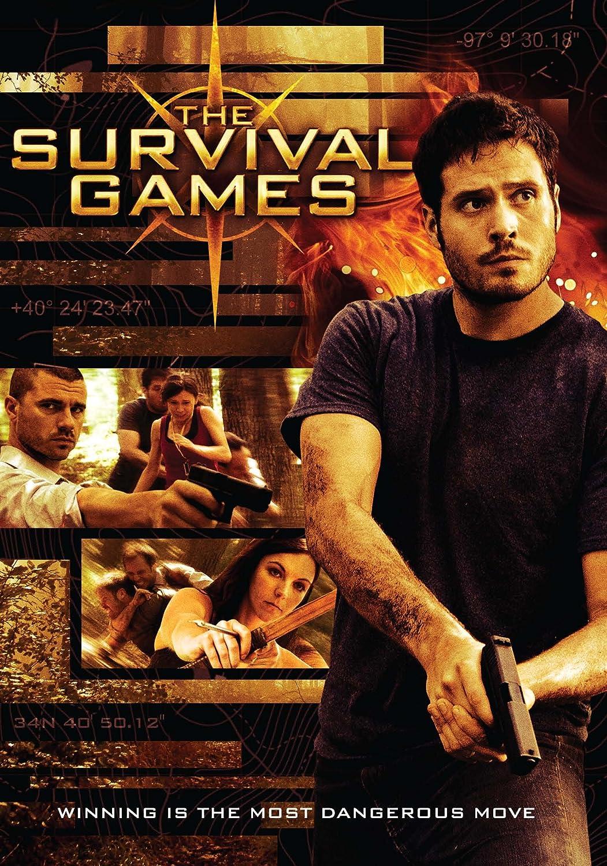 Amazon com: The Survival Games: Andrew Olson, Konrad Case
