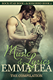 Music & Lyrics - The Compilation: Includes Rock Star (book 1) and Songbird (book 2)
