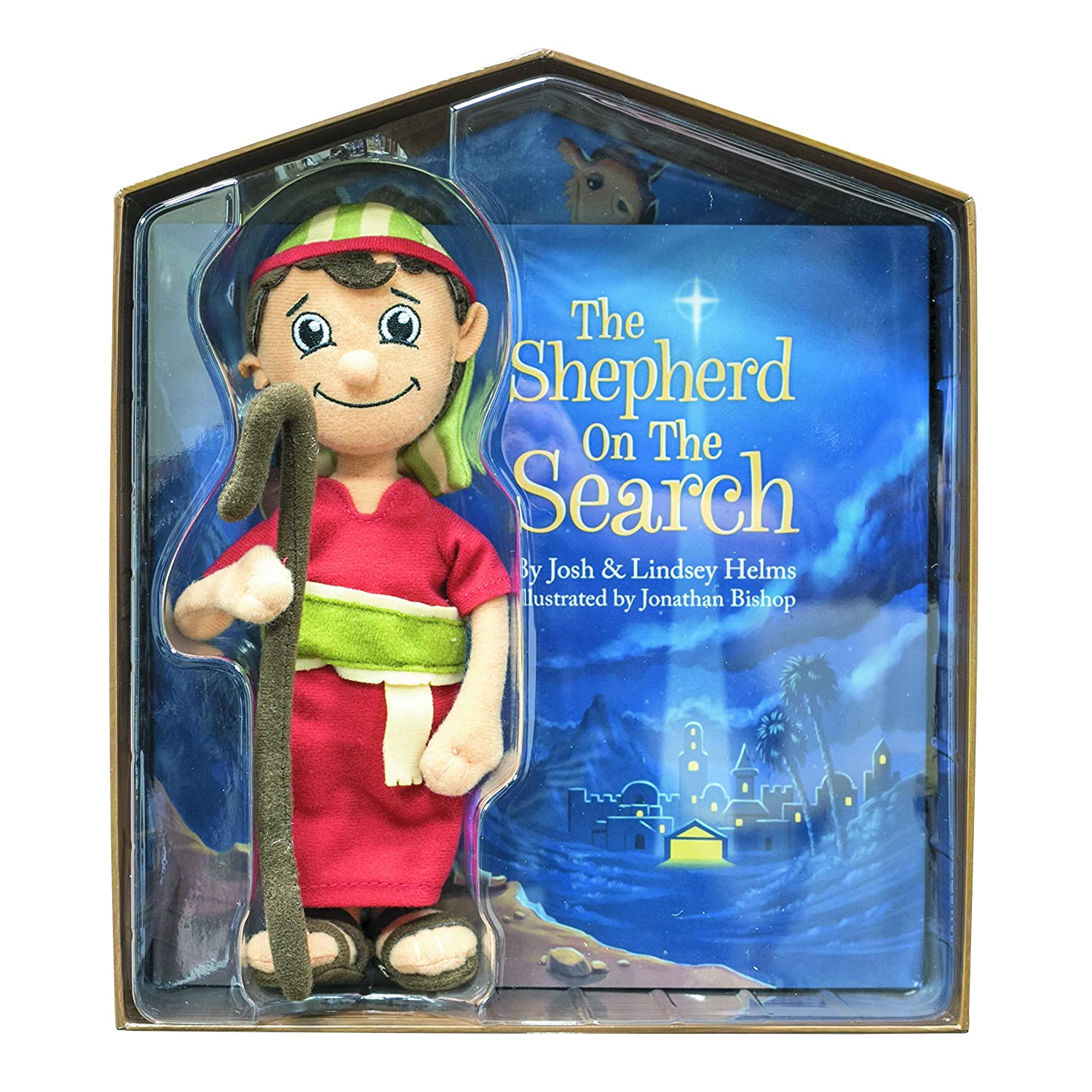 DaySpring The Shepherd On the Search Activity Set DaySpring Company 89520