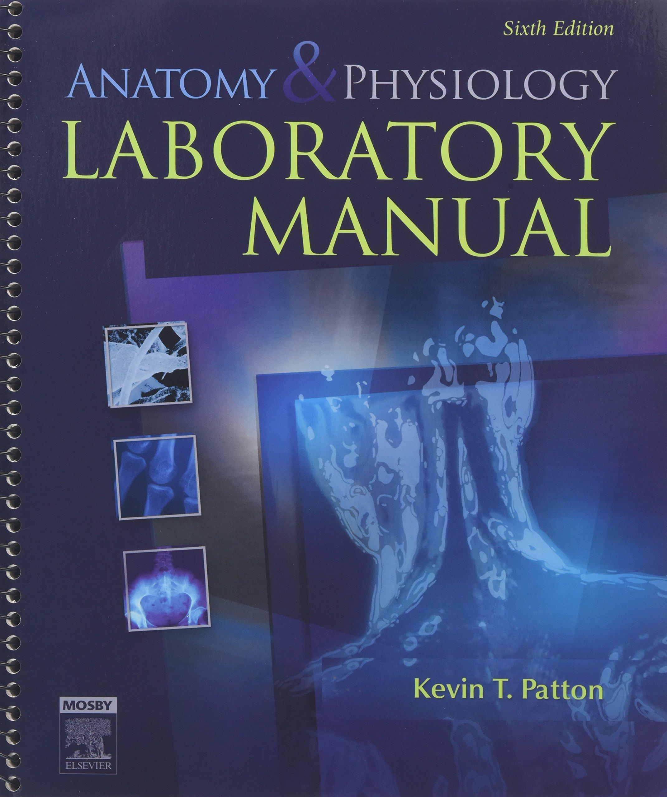 Anatomy & Physiology Laboratory Manual: Amazon.es: Kevin T. Patton ...