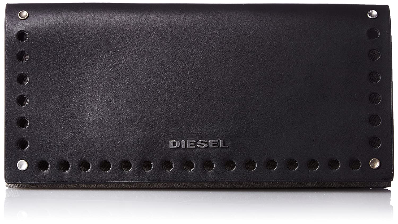 Diesel X04475 PS315 DJANGOO MONEDEROS Unisex BLACK UNI ...