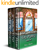 Bakery Detectives Cozy Mystery Boxed Set: Books 4 - 6