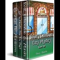 Bakery Detectives Cozy Mystery Boxed Set: Books 4 - 6