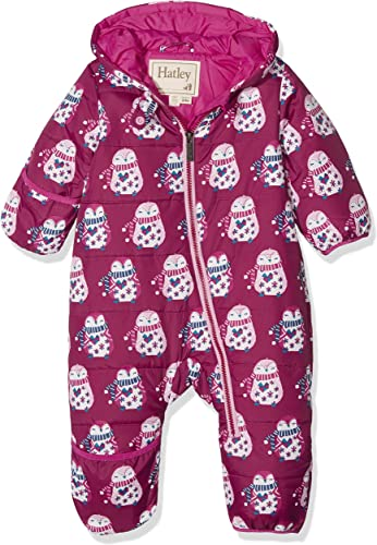 Hatley Baby-Jungen Mini Rain Bundler Raincoat Regenmantel
