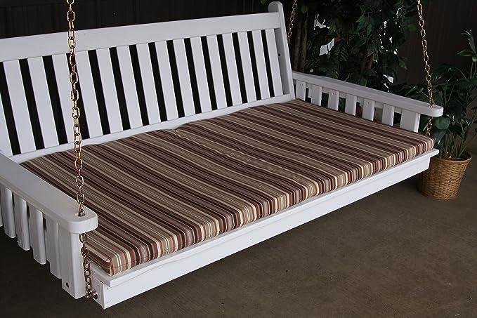 Amazon.com: Una & L Muebles Sundown Agora 6 swing cama ...
