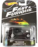 Hot Wheels Dodge Charger R/T 1970 Fast & Furious 1:64