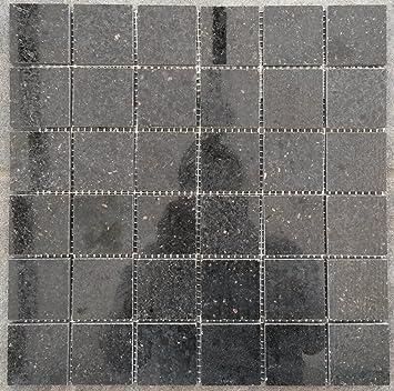 Granit Mosaik Matte Star Galaxy Schwarz X Cm Poliert Fliesen - Polierte fliesen kaufen
