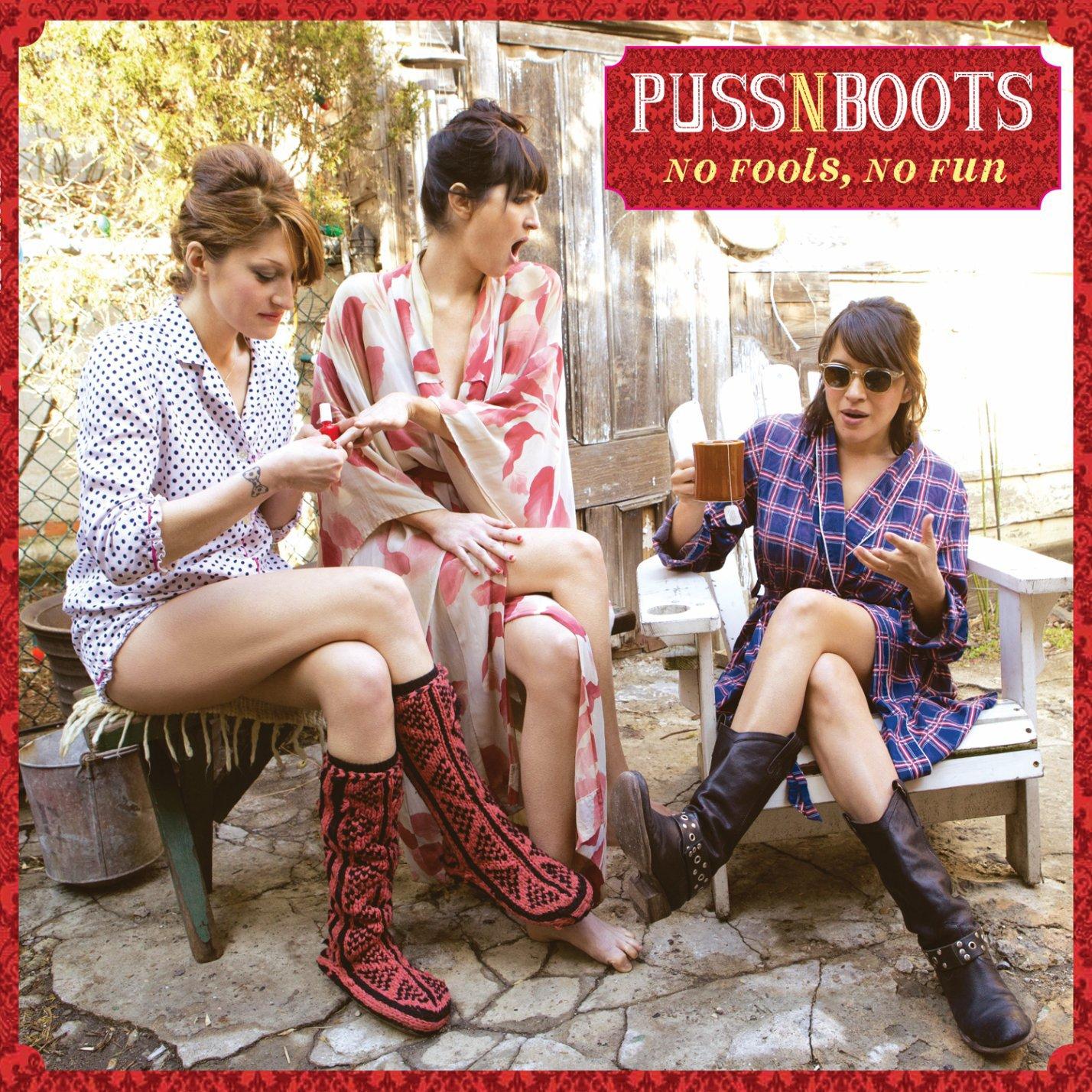 Vinilo : Puss N Boots - No Fools No Fun (LP Vinyl)