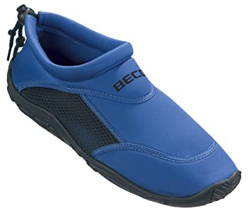 Mens Escapines, Rouge, Taille 42 - Beco