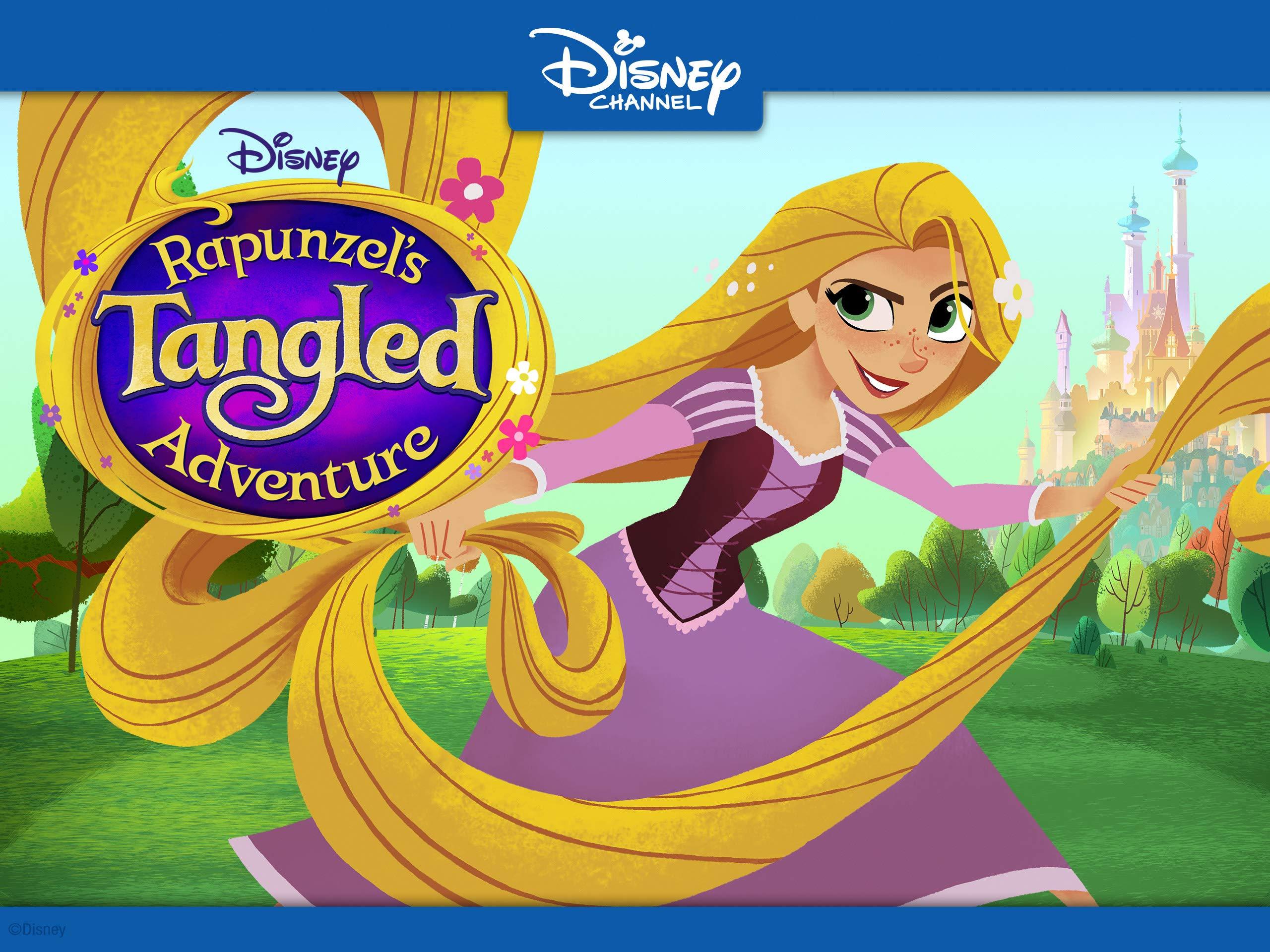 Rapunzel Tangled Adventure