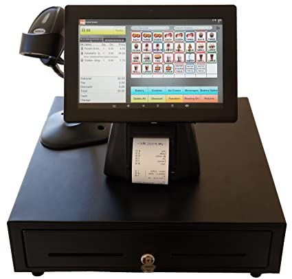 Amazoncom Pos Retail Point Of Sale System Includes A Commercial