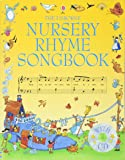 Usborne Nursery Rhyme Songbook with CD