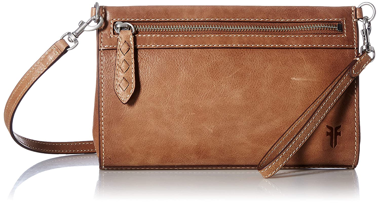 FRYE Reed Leather Wristlet...