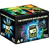 Ben 10 - Alien Force: The Complete Collection [DVD] [2010]