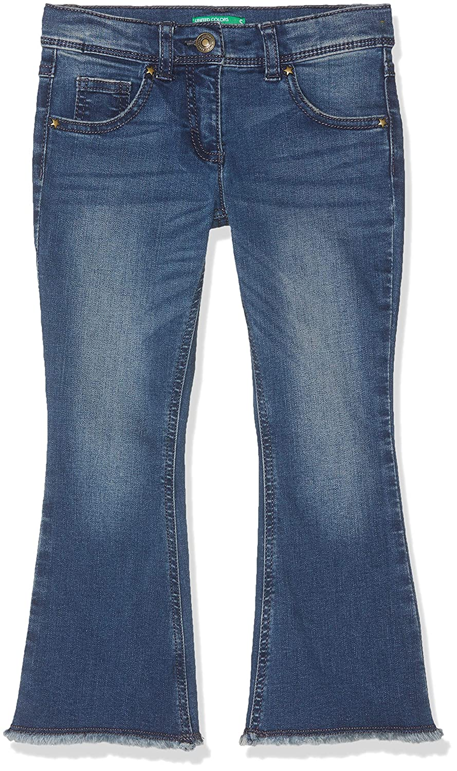 Jeans Bambina United Colors of Benetton Trousers