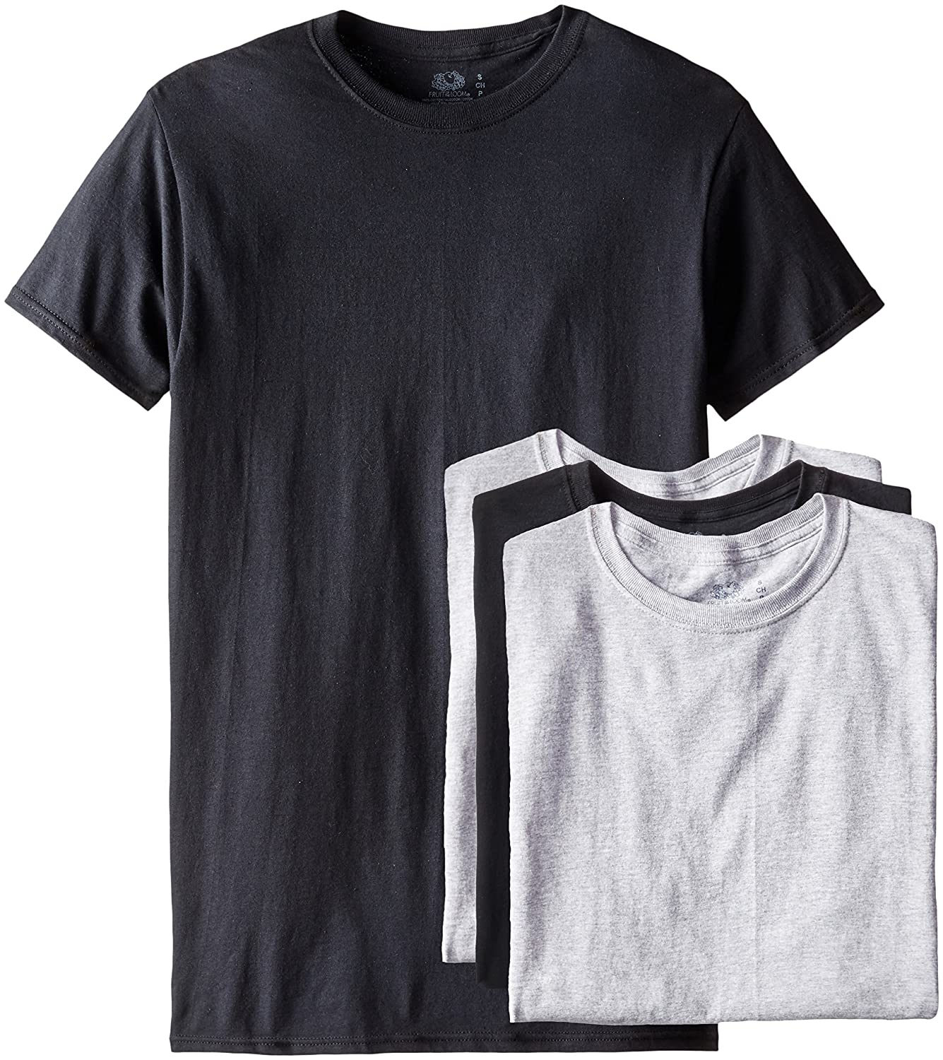 Fruit of the Loom Men's Crew T-Shirt(Pack of 4) 4P2801