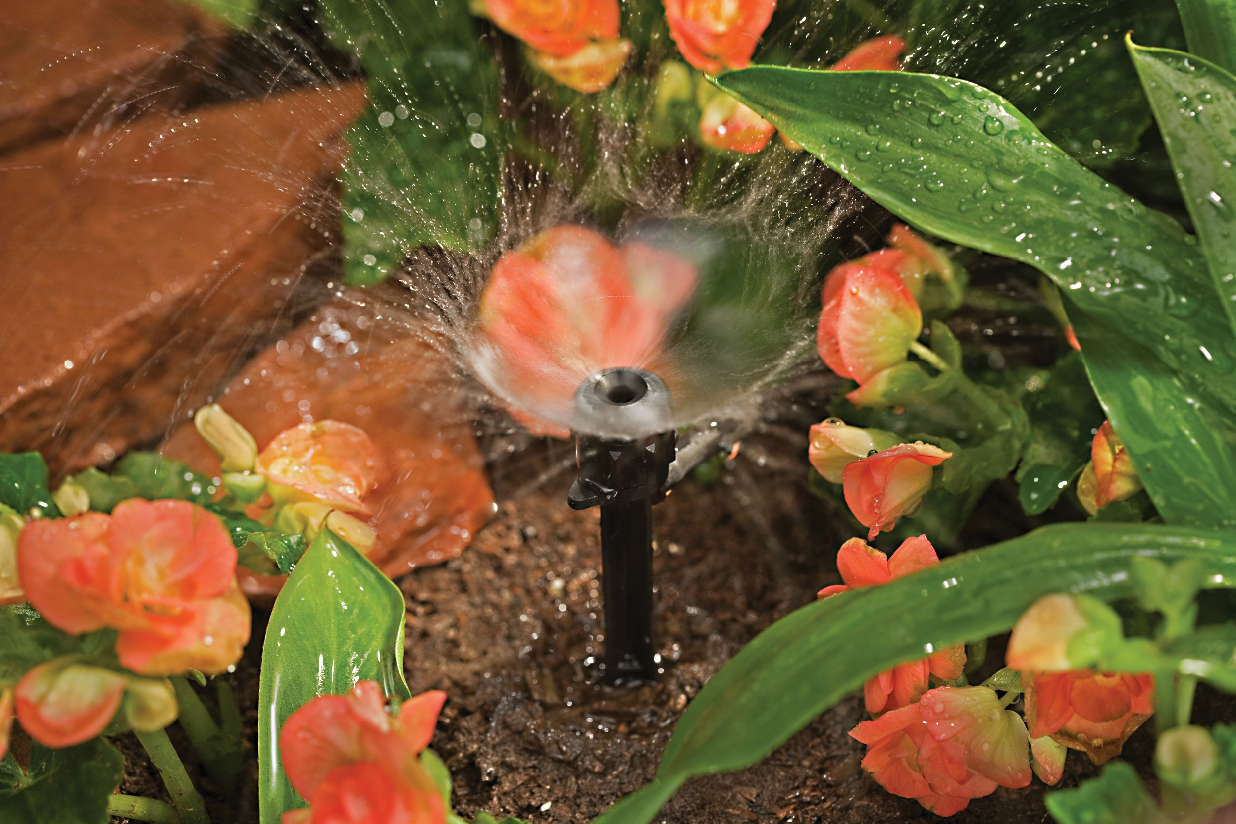 Orbit 69525 Micro Bubbler Complete Drip Irrigation Watering Kit