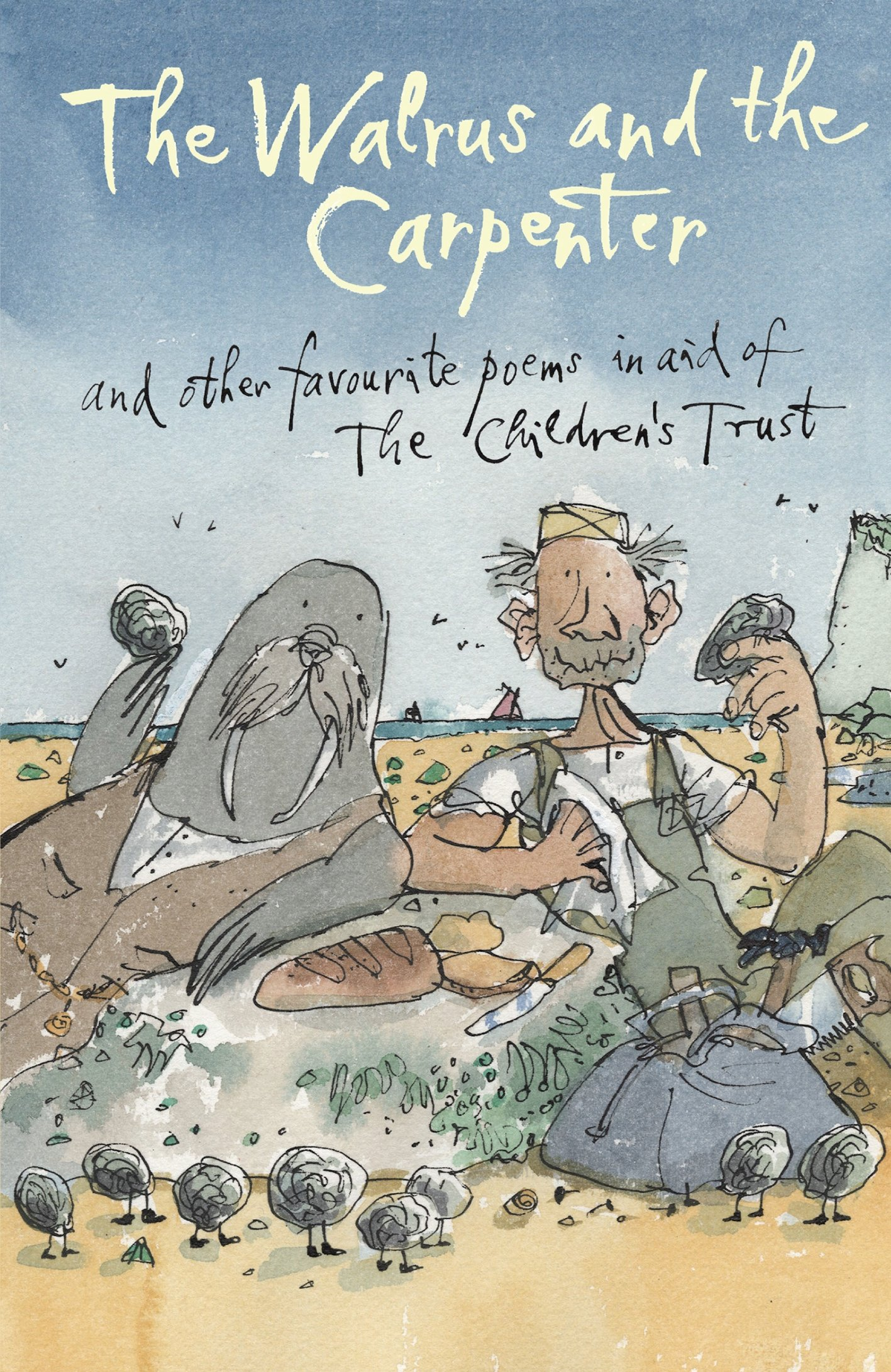 Read Online The Walrus and the Carpenter and Other Favourite Poems pdf