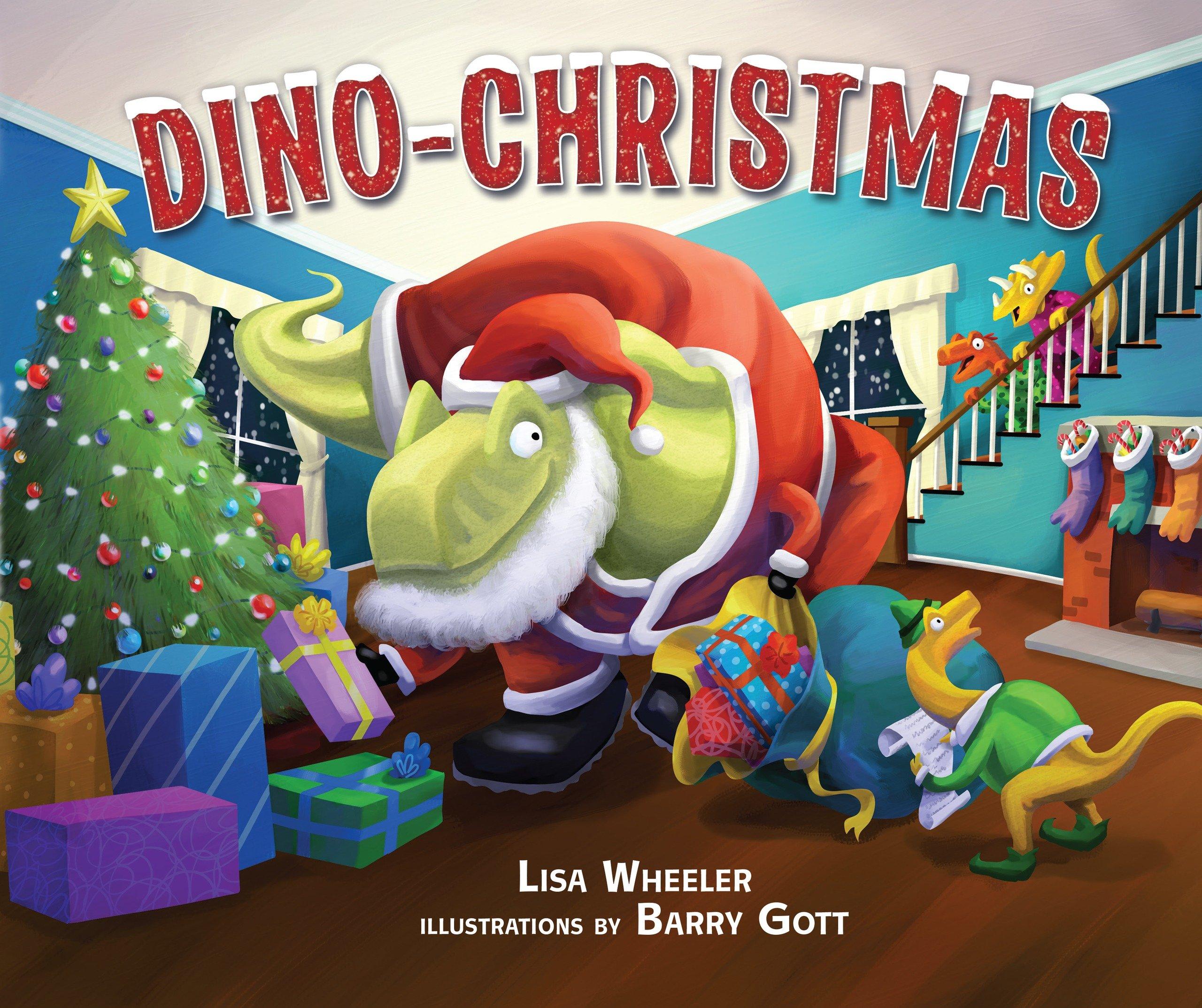Dino-Christmas (Dino-Holidays)