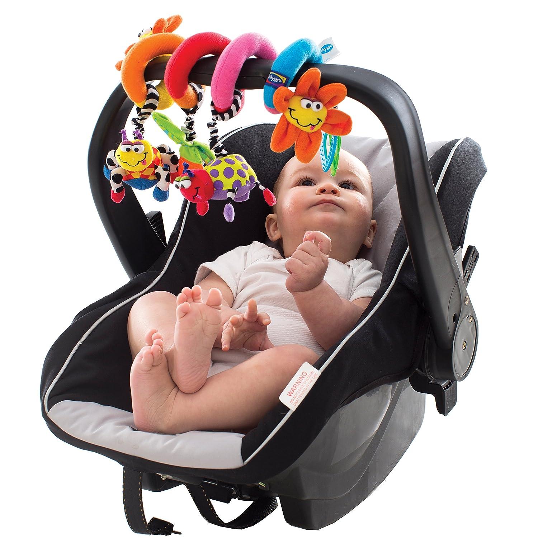 Playgro - Espiral de actividades, jardín divertido (0111885): Amazon.es: Juguetes y juegos