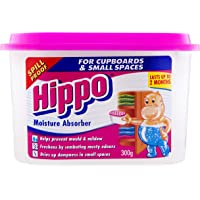 Hippo Closet Container Moisture Absorber Small Spaces