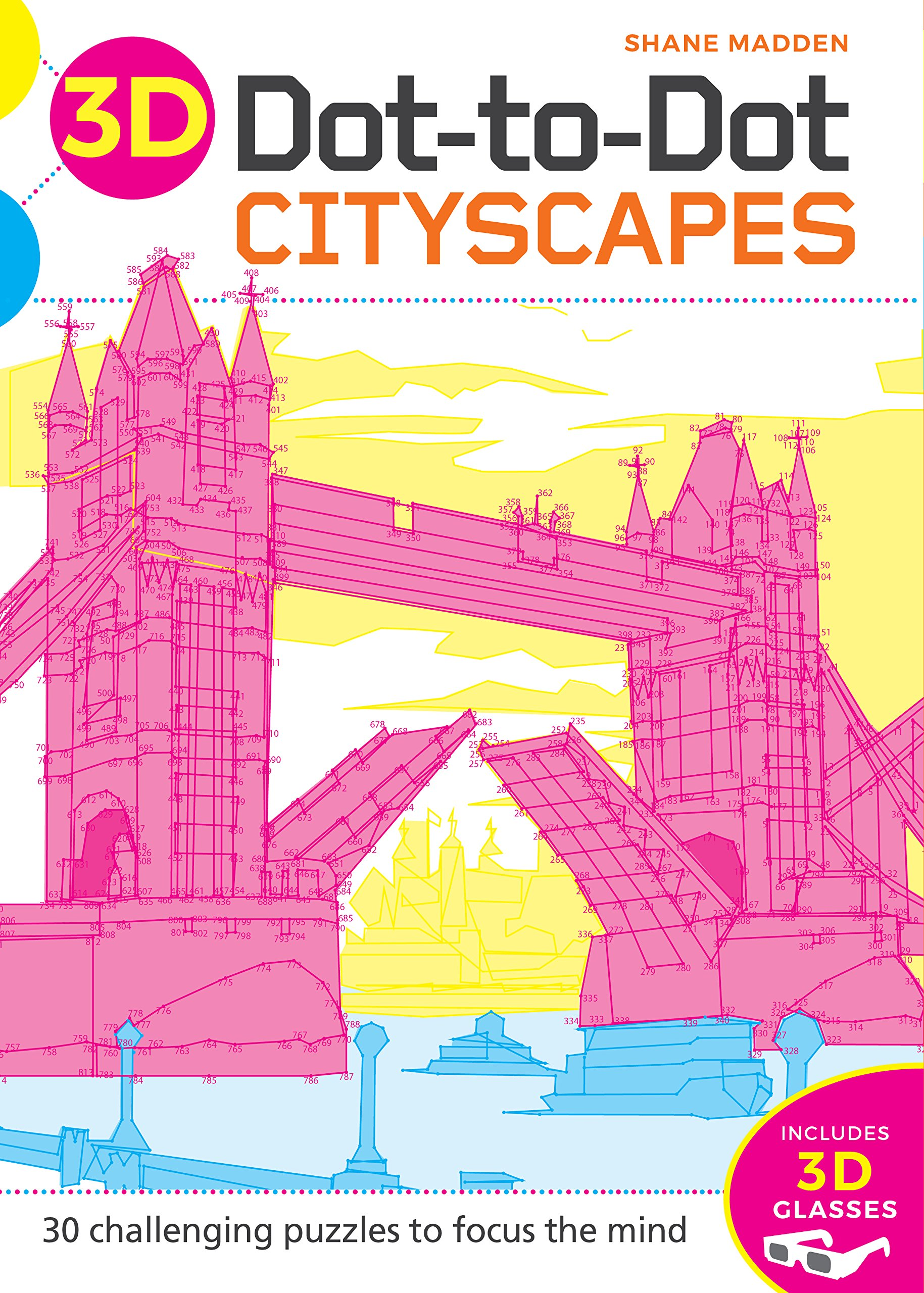 Download 3D Dot-to-Dot: Cityscapes ebook