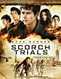 Maze Runner Scorch Trials (Bilingual) [Blu-ray]